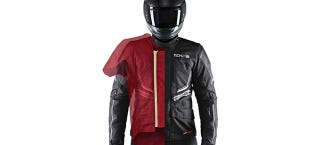 Illustration for article titled BMW And Alpinestars Developing Airbag Jacket That Will Work On Any Bike