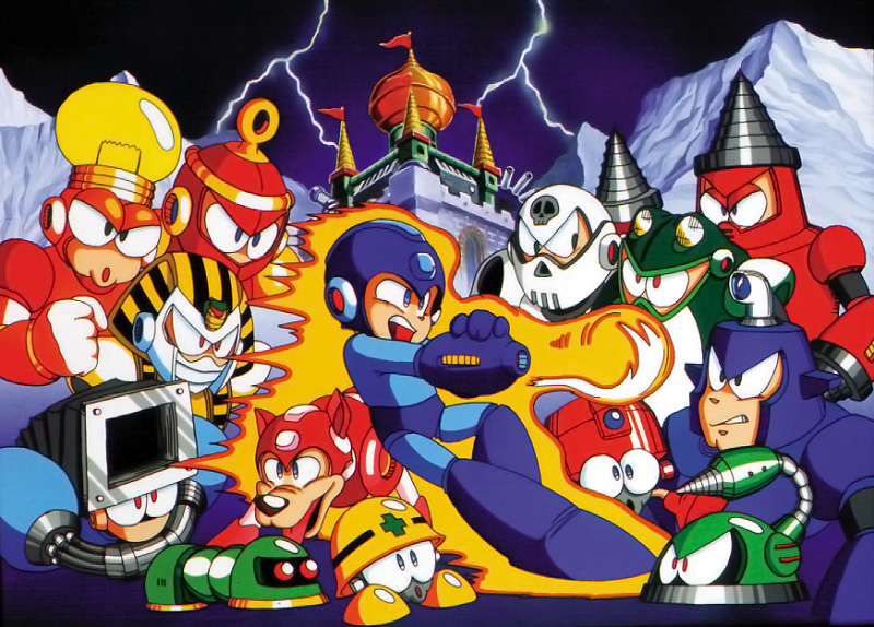 Illustration for article titled 25 Years Ago, Mega Man 4 Changed The Series Forever