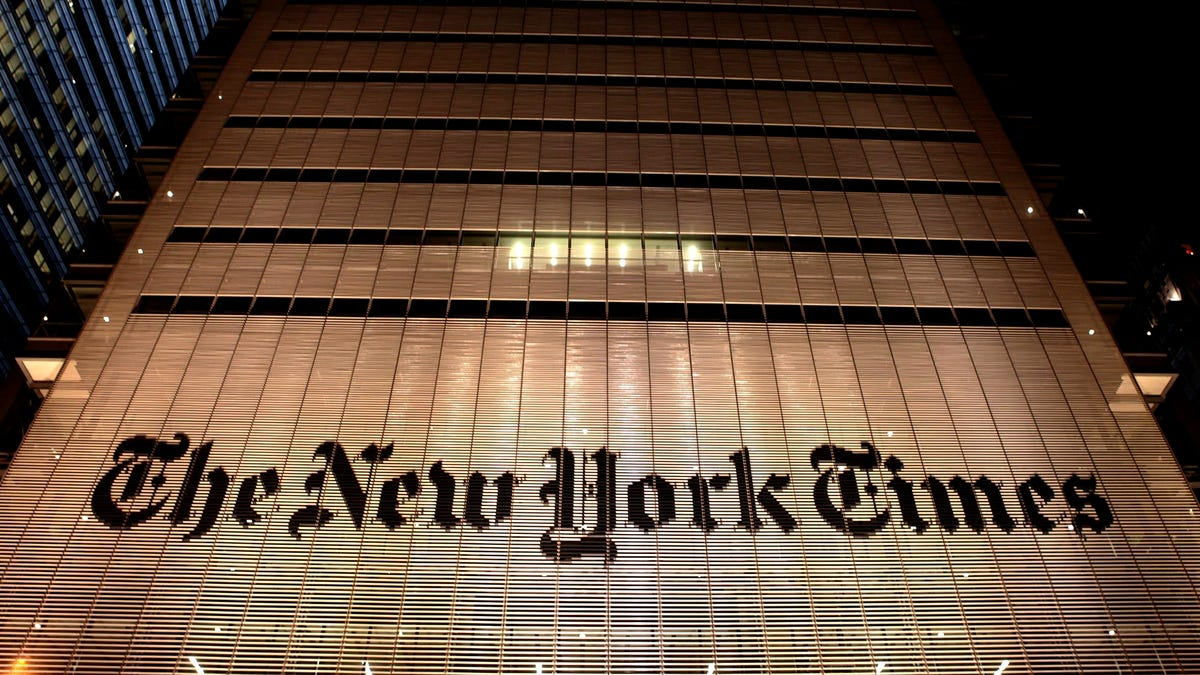theonion.com - The Onion - 'New York Times' Announces Appointment Of Anonymous Source As Editor-In-Chief