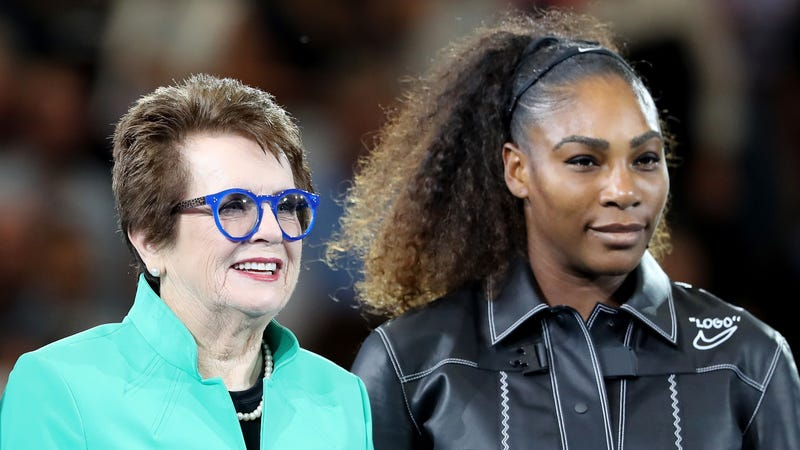 Illustration for article titled What Happened to Serena Williams Wouldn't Have Happened to a Man, Says Billie Jean King