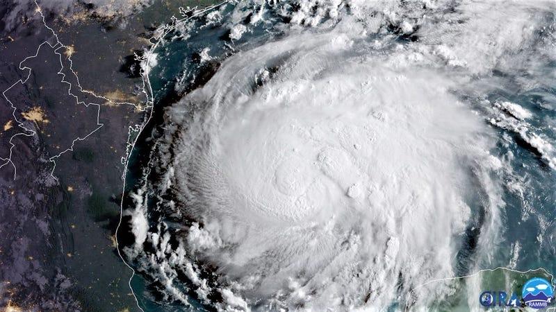 Image via NOAA Satellites.