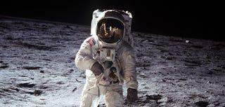 Illustration for article titled Por qué las grabaciones del Apolo 11 en la Luna no son ningún fraude