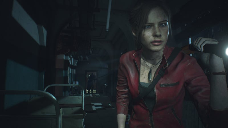 Capcom's Resident Evil 2 remake is bold, confident, and unapologetically outdated