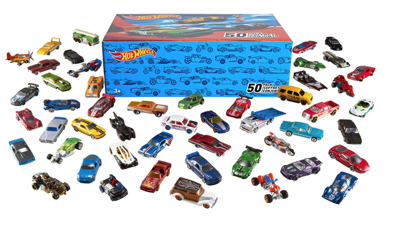 Illustration for article titled Comment Of The Day: The Proper Way To Distribute Hot Wheels Edition