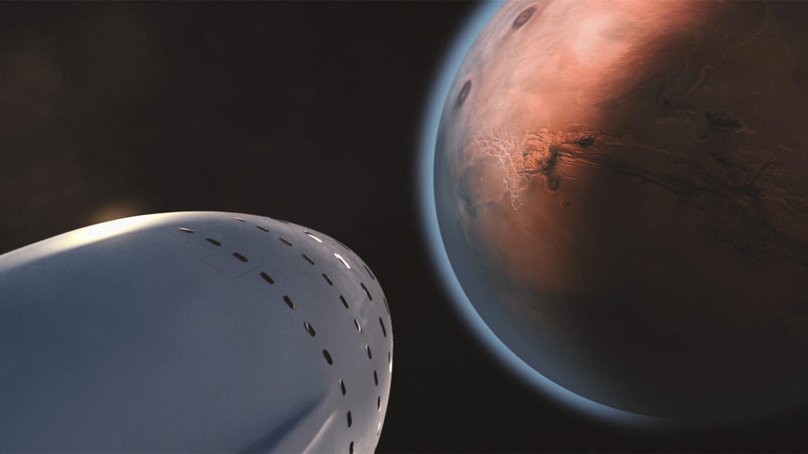 How Elon Musk Plans to Go to Mars