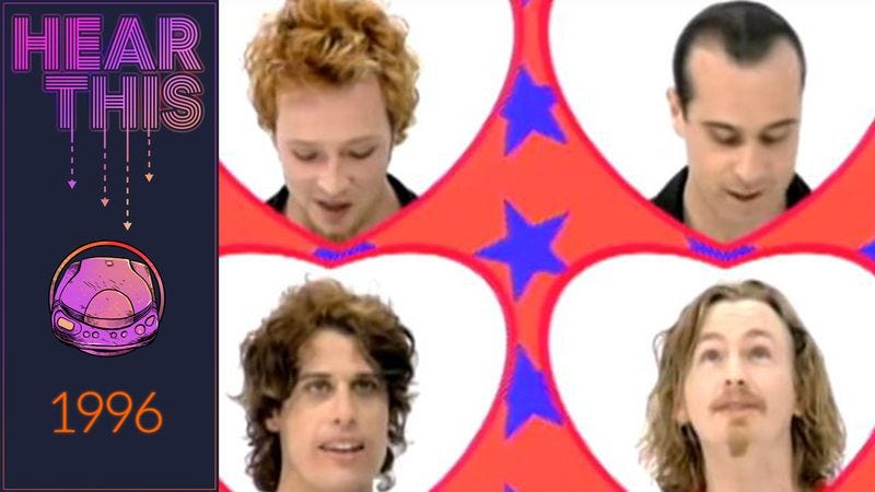 Illustration for article titled Stone Temple Pilots got weirder and better than anyone gives them credit for