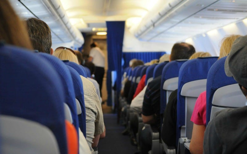 how to avoid the flu on an airplane