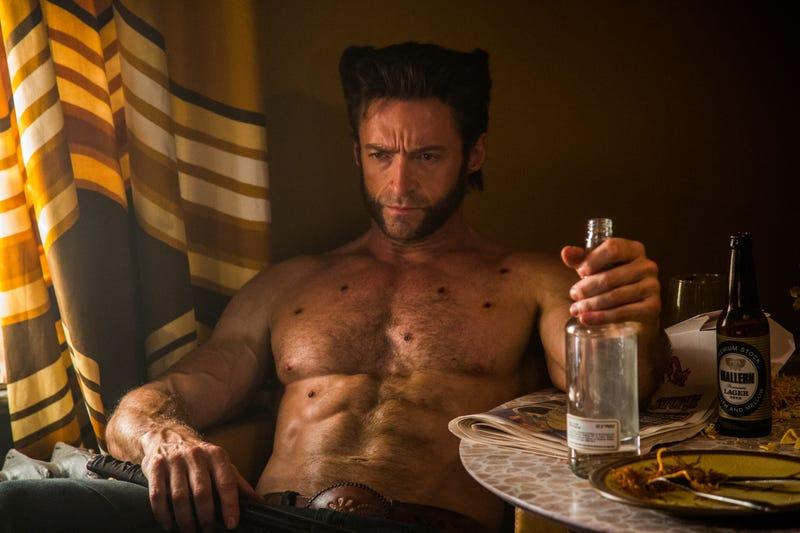 "Illustration for article titled Birdman Inspired Hugh Jackman to Play Wolverine ""Until I Die"""