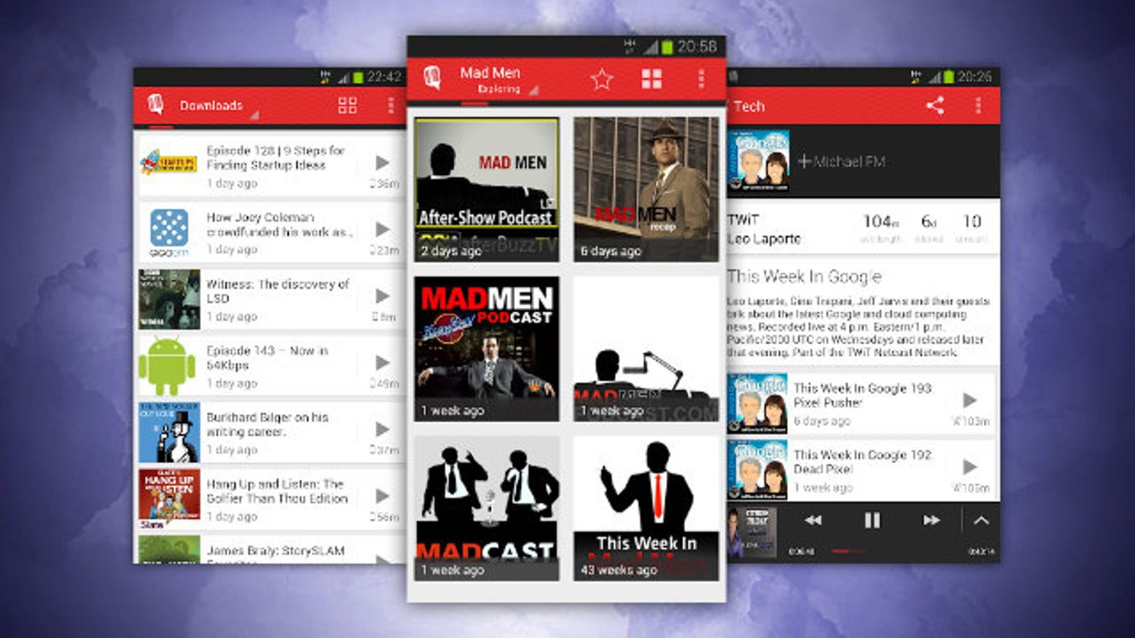 Player Fm Finds Great New Podcasts On Almost Any Topic