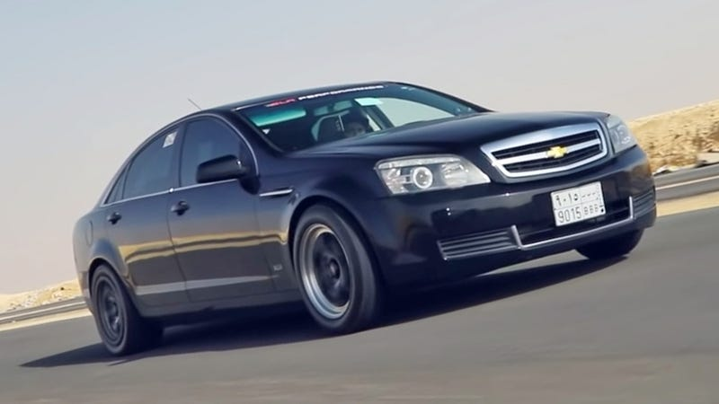 This Low-Key Looking Chevy Caprice Has Over 1,000 HP