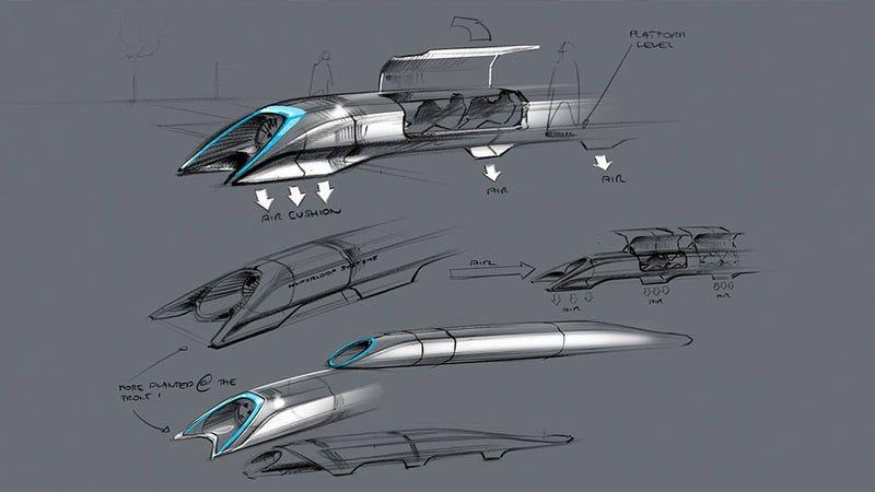 Hyperloop: así funciona el medio de transporte del futuro