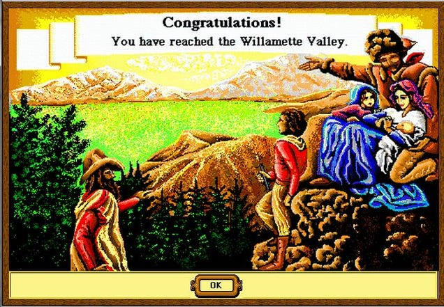 They're Going to Play Oregon Trail in Real Life This Weekend ...