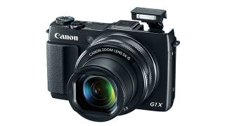 Illustration for article titled Canon G1X Mark II: The Beefy Point and Shoot Gets a Modern Overhaul