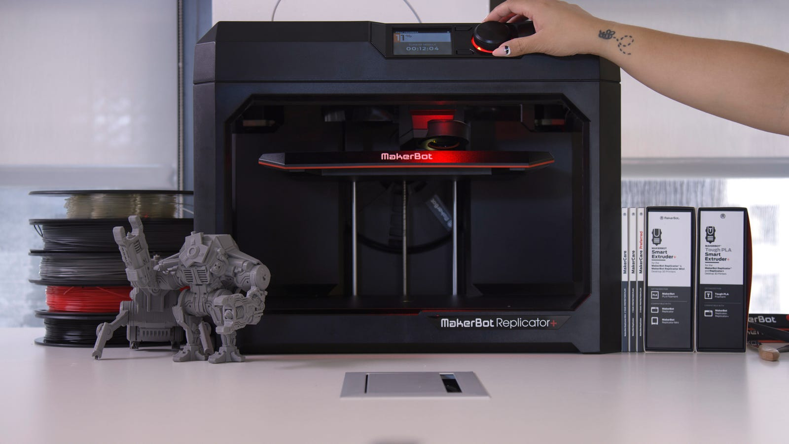 Home 3D Printing 'Just Not There Yet' Admits MakerBot