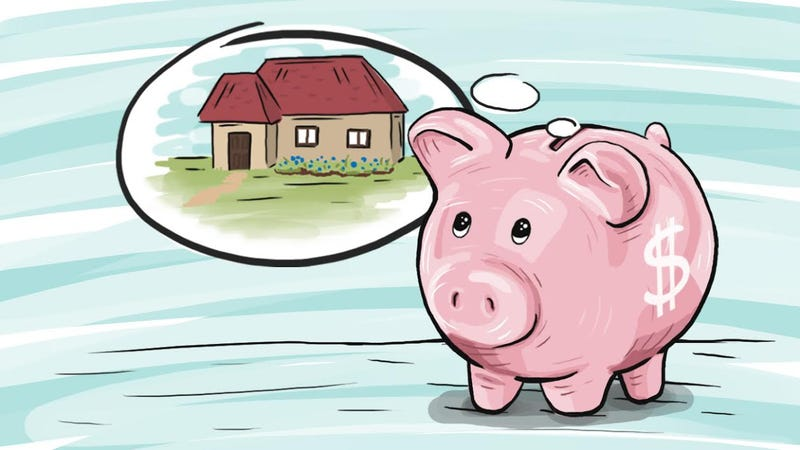 Illustration for article titled How to Save Up for a Home Down Payment