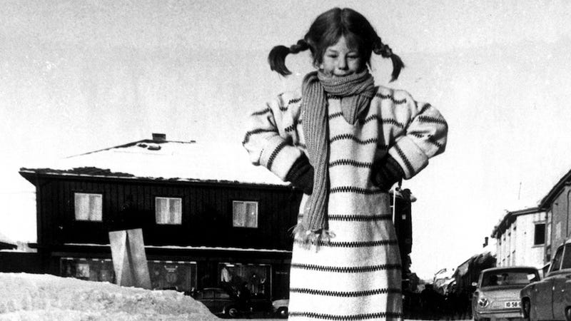 Illustration for article titled Swedes Are Flipping Out Over P.C. Changes to Pippi Longstocking