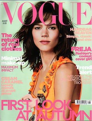 Illustration for article titled Is British Vogue Afraid Of Lesbians?