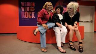 Illustration for article titled Cyndi Lauper, Wanda Jackson, And Darlene Love Tell It Like It Is