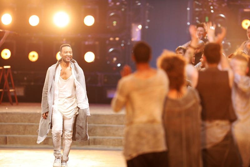 Illustration for article titled Even without a resurrection, John Legend rises in NBC's electrifying Jesus Christ Superstar Live