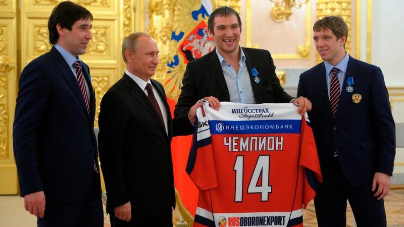 Photo: Alexei Druzhinin/AP