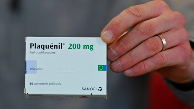 Small Trial Finds No Evidence That Hydroxychloroquine Works Against Covid-19