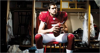 Illustration for article titled Matt Leinart Is Psyched To Be The Starter, Has A Pest Problem