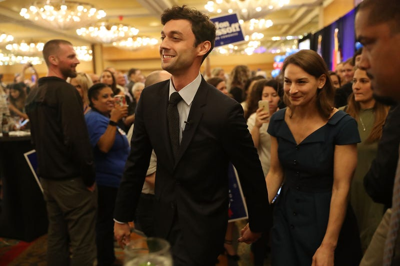 Jon Ossoff (Joe Raedle/Getty Images)