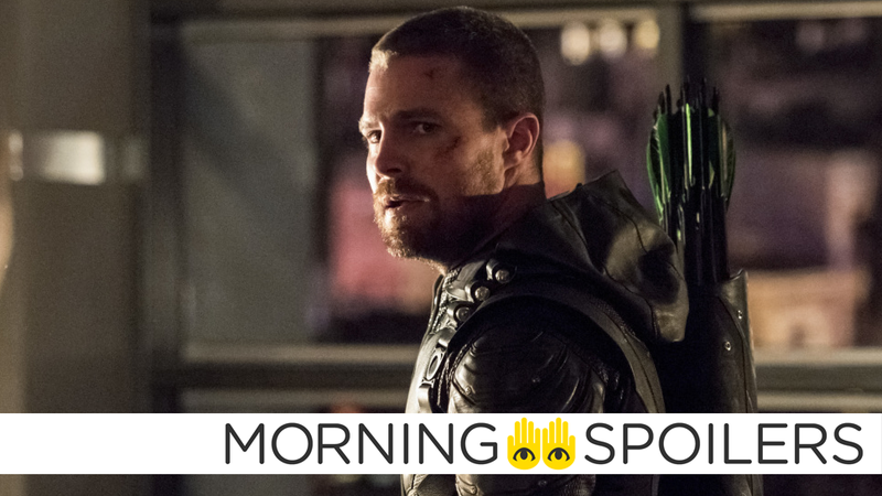 Oliver Queen could have something truly audacious in store for him in his series finale.