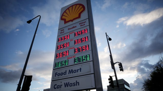 Don t Fall for Shell s New Climate Pledge