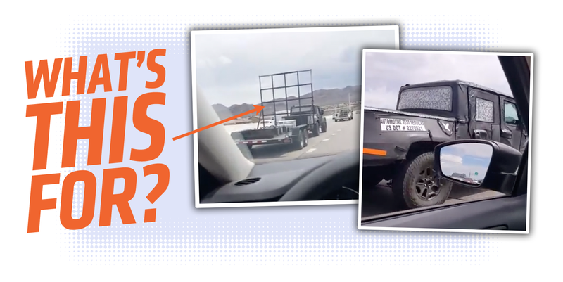 Illustration for article titled Here's Why The New Jeep Scramblers Are Towing Those Weird Trailers