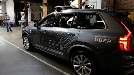 Uber Is Being Sued For Alleged 'Predatory Pricing'