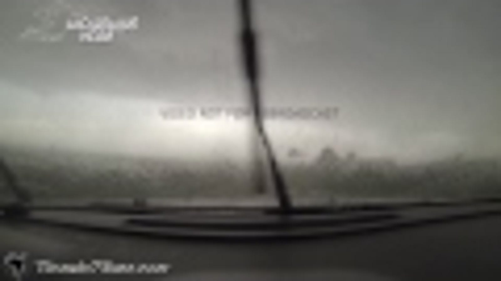 This Terrifying Video Shows How Dangerous It Is to Film Tornadoes