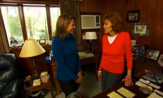 Illustration for article titled Katie Couric's Next Big Interview Is With Joe Paterno's Widow