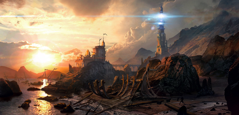 Illustration for article titled Sources: BioWare's Shadow Realms In Flux, Possibly Rebooted