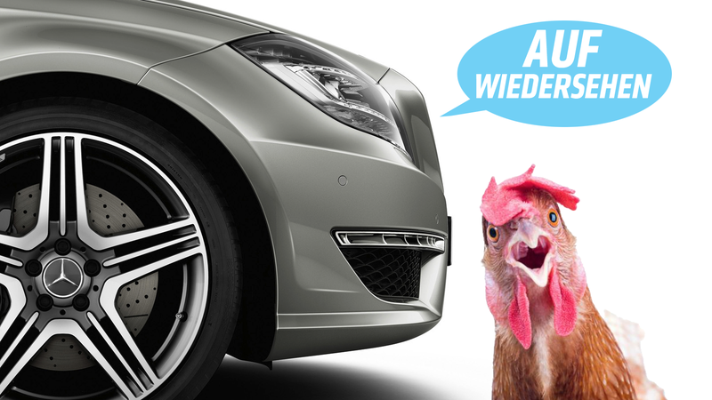Illustration for article titled German Automakers Want To Make A Deal With Trump To End All Car Tariffs, Including The Hated 'Chicken Tax'