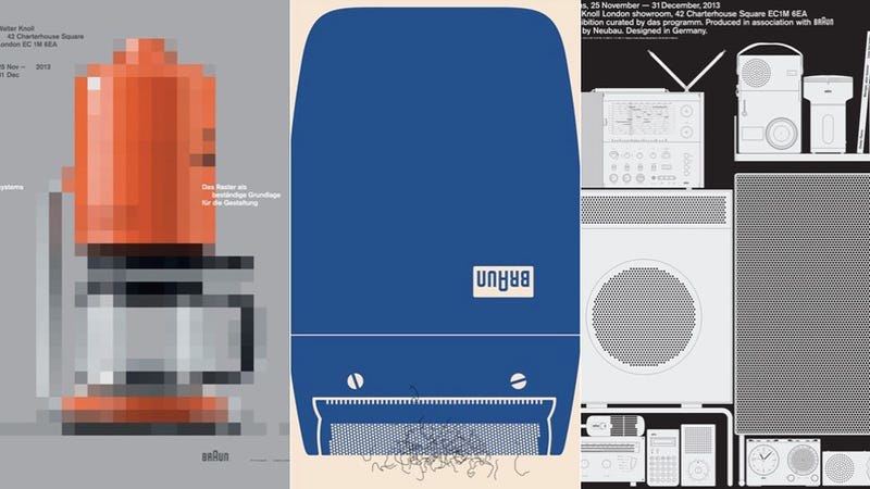 Illustration for article titled 11 Sleek Posters Celebrating The Design Genius Of Dieter Rams