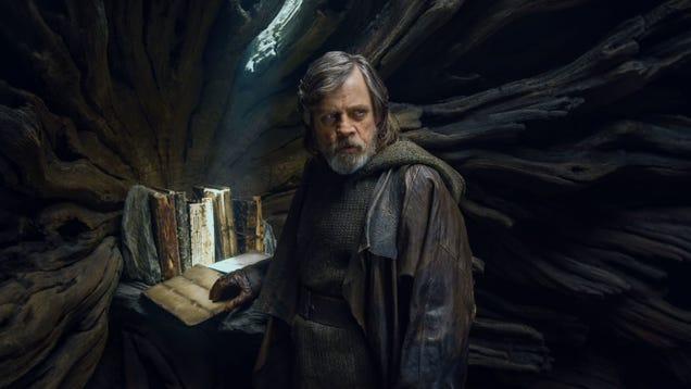 For Your Convenience, a Spoiler-Filled Discussion Zone for Star Wars: The Last Jedi