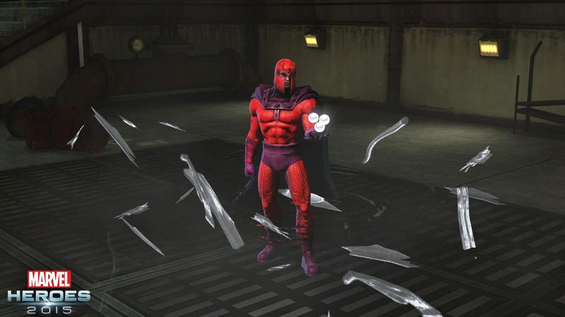 Illustration for article titled Marvel Heroes' Latest Playable Character Is A Mass-Murderer. Yay!