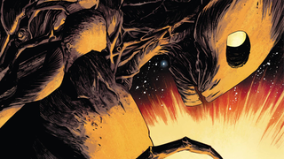 Illustration for article titled Finally, Groot Is Getting His Own Comic Series This Week!