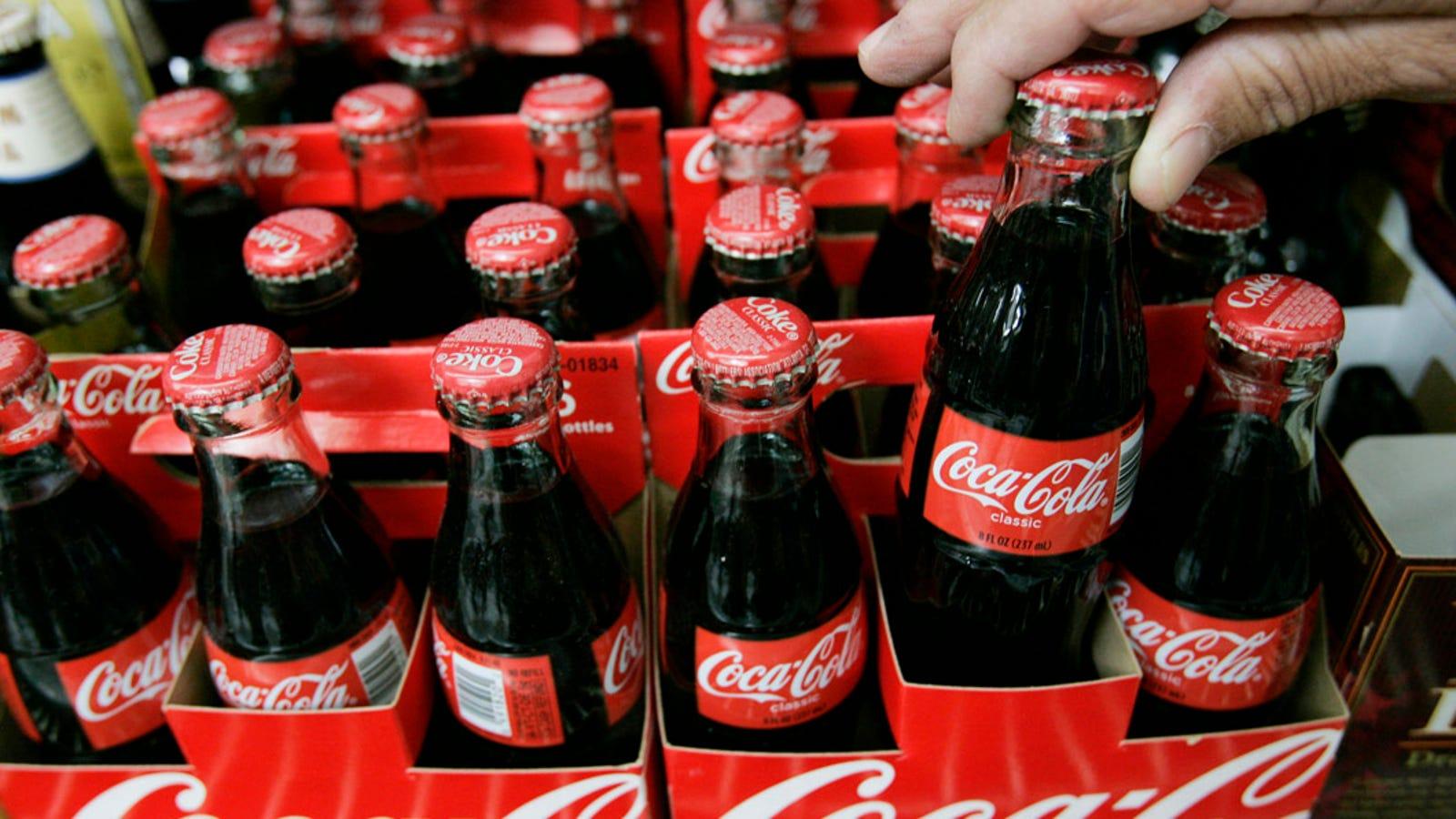 Cocaína y fórmulas explosivas: mitos y leyendas de la Coca-Cola