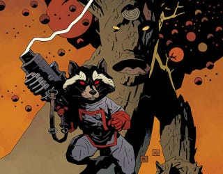 Illustration for article titled Rocket Raccoon and Groot rule in Guardians of the Galaxy test footage