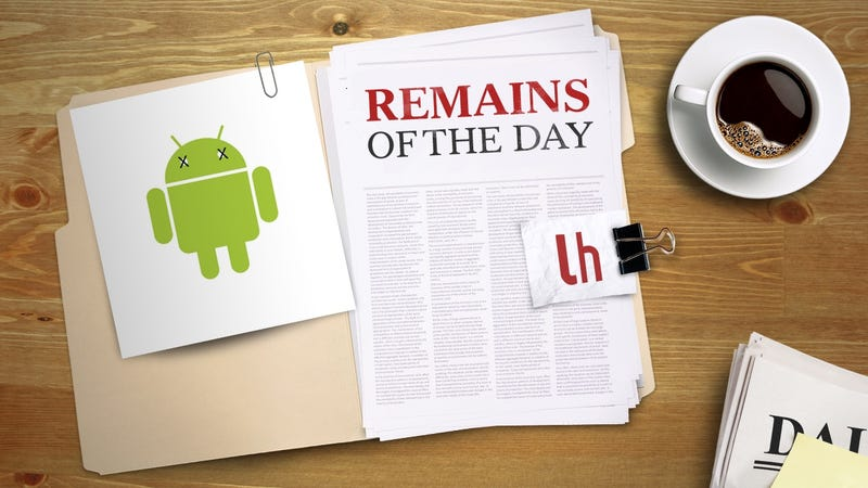 Illustration for article titled Remains of the Day: Android Malware Spreading in Europe
