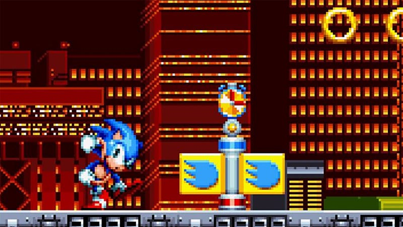 My Seven-Year-Old Son Is Going To Be A Sonic Mania