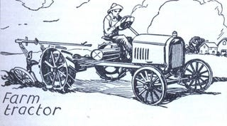 Illustration for article titled 1928 Issue Of Modern Mechanics Recommends Uses For Old Ford Model T's