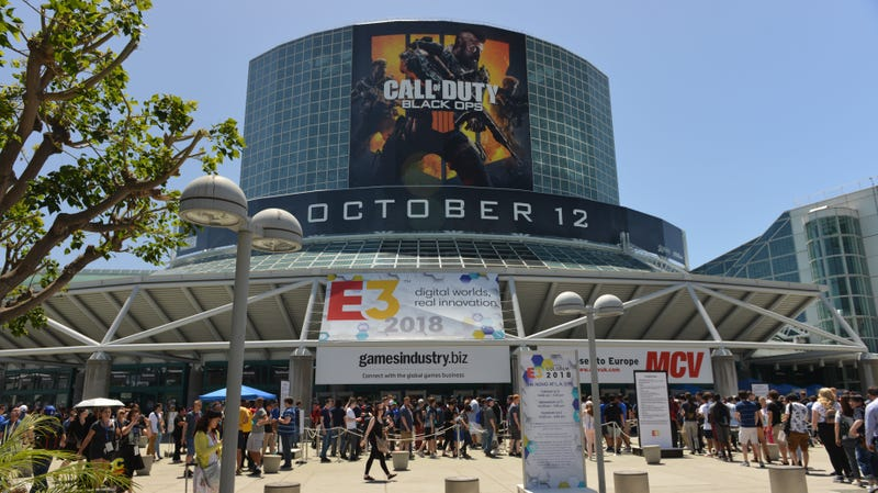 The E3 2019 Press Conference Schedule