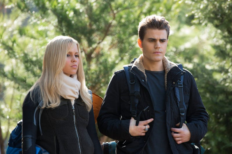 Illustration for article titled The Vampire Diaries Episode 4.14 Promo Photots