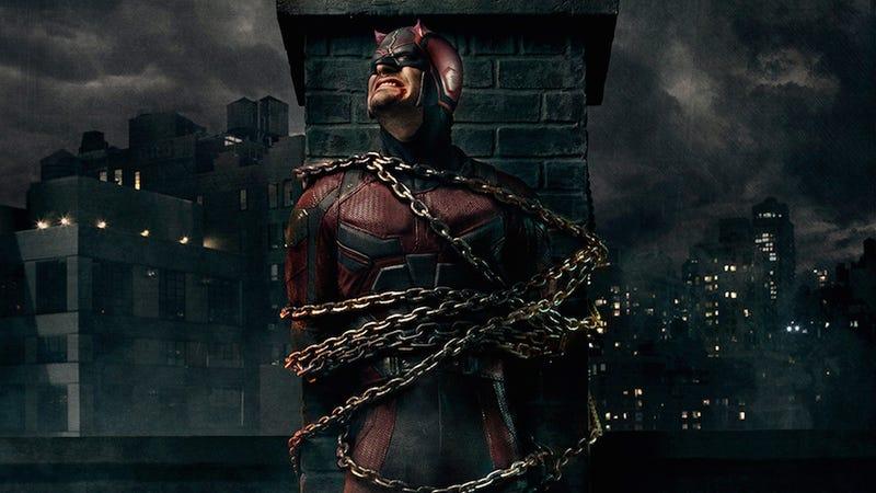 Illustration for article titled La cuarta temporada de Daredevil ya tenía historia, y sus guionistas dicen que era genial