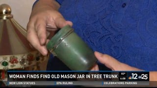 Is This Time Capsule Filled With $1 Million and a Ghost or Nah?