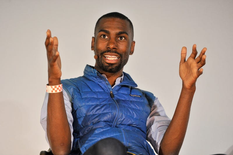 DeRay Mckesson (Steve Jennings/Getty Images for TechCrunch)