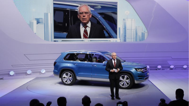 Illustration for article titled TopVolkswagen GroupEngineer Ulrich Hackenberg Out Over Dieselgate